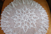 doilies and table cloths