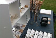 Crafts display