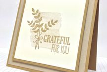 For All Things Card Ideas / by Laurie Graham: Avon Rep/Stampin' Up! Demo