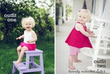 Photo Shoot  {Clothing Ideas}