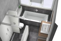Badkamer/toilet