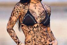 Tattoos sexys / De très beaux tatouages et tattoos tres sexy et bien faits