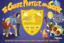 Educator Resources / by Library of Virginia