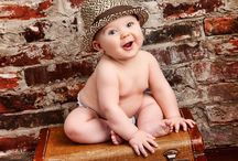 Baby Photo Inspirations / Cute baby photos to bring inspiration for the next baby photoshoot.