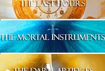 The mortal instruments and infernal devices