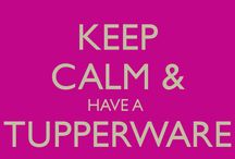 Have fun with Tupperware!