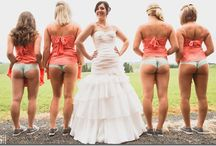 Bridesmaids Poses