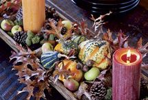 Fall decor / by Patty