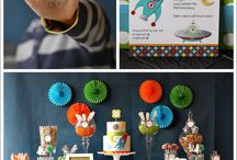 Party: {space} / Craft DIYs and inspiration for all things related to a space party theme!