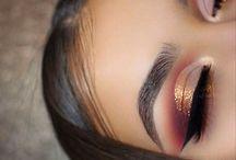 Makeup / Makeup tips and tricks for women and stylish girls. Eyes makeup, face makeup, hair beauty and makeup trends.