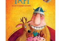 Lasteraamatud viikingitest