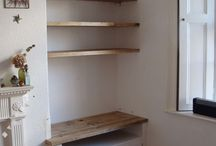 Cupboards, cabinets and storage