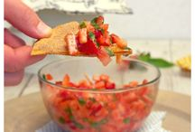 Salsa Strawberry