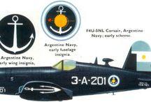 Argentinian Aircraft / Aviación