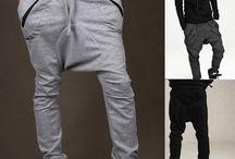 Erkek Şalvar Pantolon Modelleri