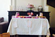Sweet table / Sweet table