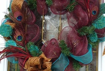 Wreaths for all occasions / by Cindy Davenport