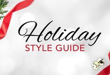 Holiday Gift Guide 2015 / 'Tis the season to shine a little brighter! Shop our holiday essentials gift guide to find festive frocks and glamorous gifts. Each week we're bringing you the best looks inspired by Bella's stunning style.  / by Miss Me