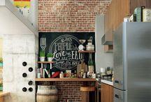 Loft ideas / I'd love to create a loft living space