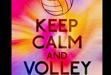 Volleyball / by Kelly Kelln-Waupoose