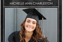 2016 Grad Style / Show off individual style with personalized graduation announcements, party invitations, thank you cards and more. Find everything your graduate needs at tinyprints.com.