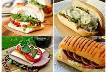 Sandwiches and Fillings