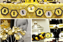 Party ideas ( bee ideas )
