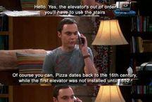 Big Bang Theory and Sheldon