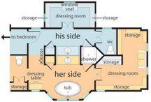 Floor plan ideas for sims / by Dama Bojorquez-Powell