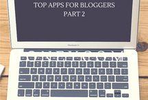 BLOGGING APPS & INFO / Blogger apps & info