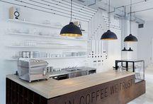 interior / café - bar - restaurant