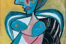 Picasso / Cubismo