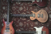 Guitar World / by David Johnson