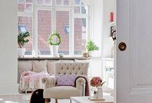Scandinavian apartments