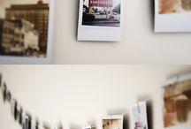 Parete Di Polaroid