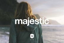 Majestic Casual / I really, really like Majestic Casual