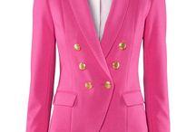 Blazers, jackets & coats / by Z_LaBelle