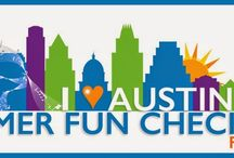 Austin Summer Fun 2014 / We're bringing you the best ideas to make summer family fun a snap! Download the Summer Fun Checklist here so your kids can earn FREE prizes:  http://www.austinsummerfun.com/p/blog-page_24.html