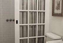 Bathroom ideas / by Lynn Semione