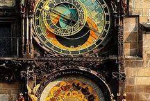 zegar czas
