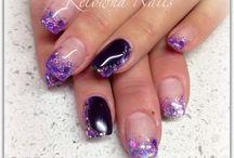 Fuzion Gel Nails