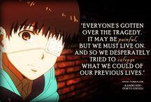 Anime & Manga Quotes / Quotes from Anime & Manga ♡o。.(✿ฺ。 ✿ฺ)