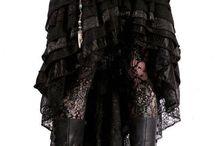 Gotik- Klamotten