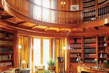 Dream home libraries
