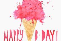 Happy B Day :) / Birthday