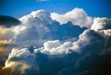 Wolken / Wolken om te schilderen