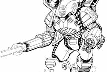 Battletech Elemental Armour