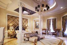 Luxury bedrooms