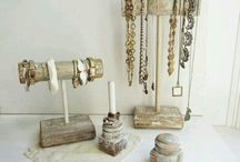 HobbyLab Šperky dřevo