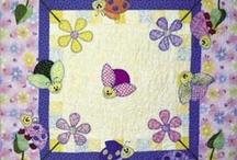 Children's Quilts :) / by Meritha Arnwine